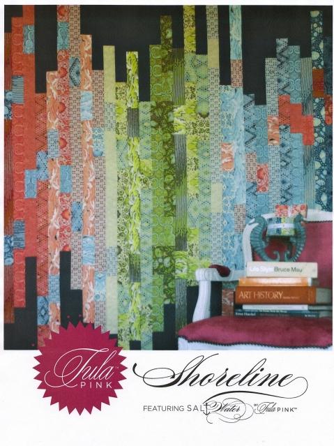 shoreline quilt